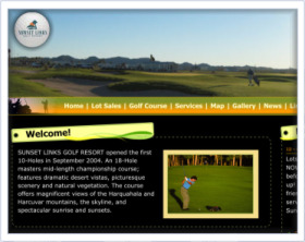 Sunset Links Golf